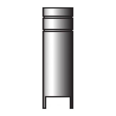 UGELLO GAS 16mm PLUS 14 - ERGOPLUS 15